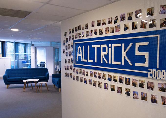 Nossos escritórios