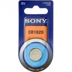 sony pile lithium cr 1620 3 v