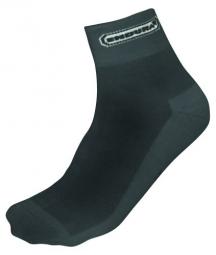 endura pack de 3 paires de chaussettes coolmax race noir