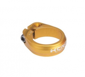kcnc collier de selle ecrou road pro sc9 or
