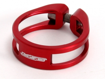 msc collier de selle ecrou light 8 5 gr cnc ti red