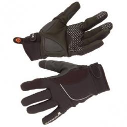endura paire de gants strike waterproof noir
