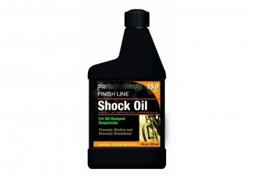 finish line huile fourche 15 wt 475 ml