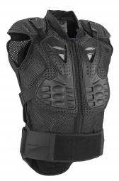 fox veste de protection titan sport sans manche noir