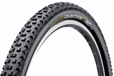 continental pneu mountain king ii 26x2 20 souple performance puregrip tubless ready
