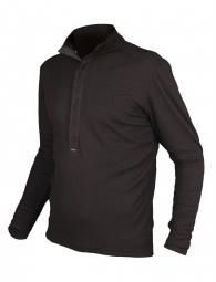 endura maillot urban manches longues coolmax merino noir