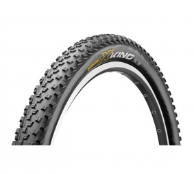 continental pneu x king 26x2 20 souple performance puregrip tubless ready