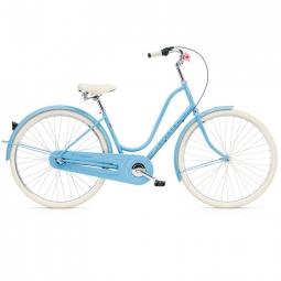 electra velo complet beach cruiser amsterdam 3i powder blue femme