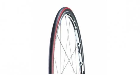 hutchinson pneu equinox 2 700 x 23 noir rouge rigide
