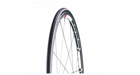 hutchinson pneu equinox 2 700 x 23 noir rose rigide