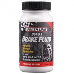 finish line liquide de frein dot 5 1 120ml