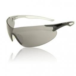 endura paire de lunettes marlin metallic silver
