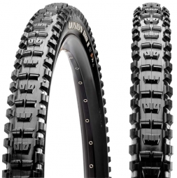 maxxis pneu arriere minion dhr ii butyl 60a 26x2 40 tubetype rigide tb72907000