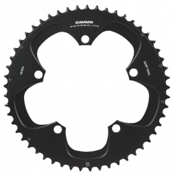 sram plateau route 52 dents entraxe 110 mm noir