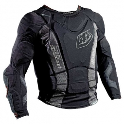 troy lee designs upl7855 hw long sleeve shirt m