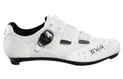 chaussures route fizik r1 uomo blanc