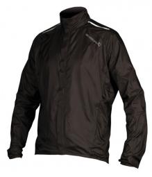 endura veste coupe vent pakajak noir