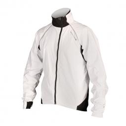 endura veste coupe vent helium blanc