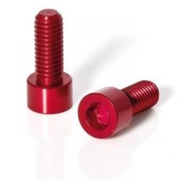 xlc vis pour porte bidon rouge