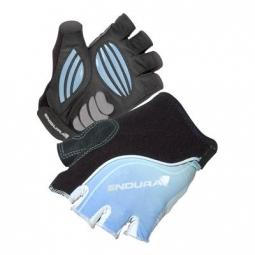endura paire de gants courts rapido mitt noir bleu