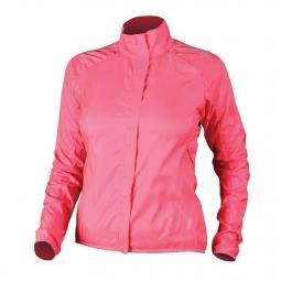 endura veste coupe vent pakajak femmes rose