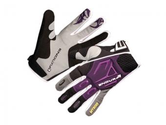 endura paire de gants femmes mt500 violet