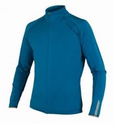 endura veste roubaix bleu
