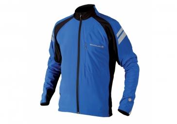 endura veste coupe vent windchill ii bleu
