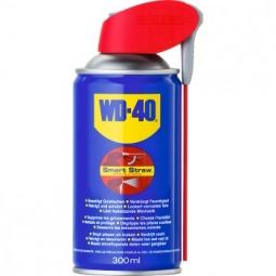 wd 40 spray huile lubrifiant classic smart straw 300ml