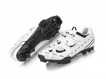 chaussures vtt xlc cb m06 blanc