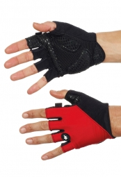 assos paire de gants summer gloves s7 rouge swiss