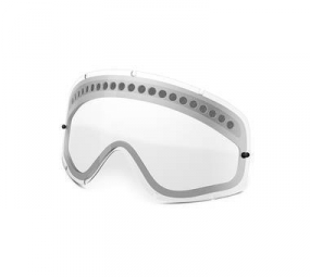 oakley ecran de rechange o frame mx dual vented transparent