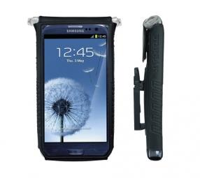 topeak housse pour smartphone drybag 5 pour ecran de 4 et 5 noir