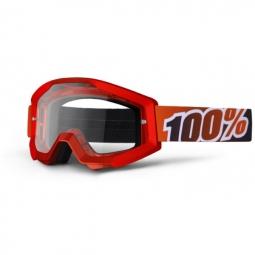 100 masque strata rouge ecran transparent