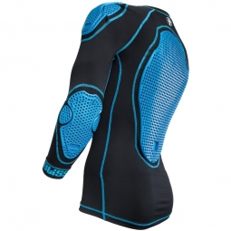 bliss maillot de protection vertical ld top