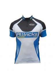 alltricks by northwave maillot manches courtes pro tricks race