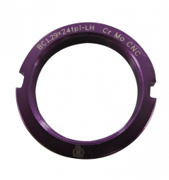 blb ecrou de pignon fixe beefy violet