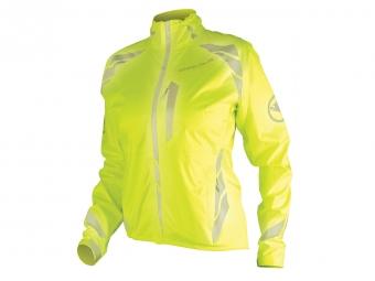 endura veste coupe vent luminite ii jaune femme