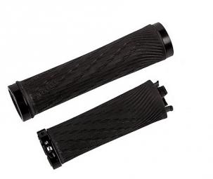 sram paire de grips pour poignee tournante sram xx1 noir