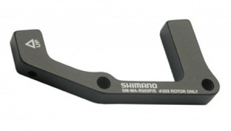 adaptateur arriere shimano sm ma r203 pm is 203mm