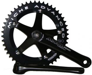 miche pedalier primato piste 170mm 46 dents noir