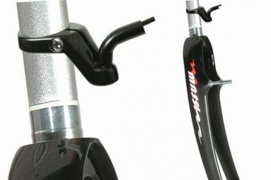 massi support gaine frein avant cyclo cross noir
