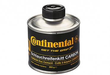 continental pot de colle a boyau carbone 200g