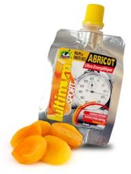 ultimum gel energetique sport gout abricot 70g