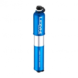 lezyne pompe a main alloy drive small bleu