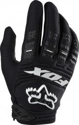 fox paire de gants dirtpaw race noir