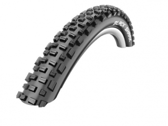 schwalbe pneu black shark 26x2 10 rigide noir