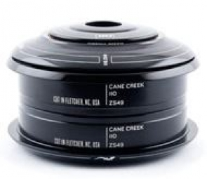 cane creek jeu de direction 110 series semi integre 49mm reducteur 1 1 8 noir