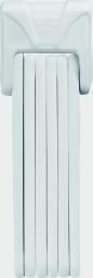 abus antivol bordo lite 6050 85cm avec sacoche blanc