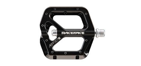 race face pedales aeffect noir